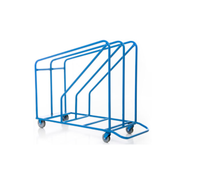 STEEL MATTRESS CART WITH CENTER LINE - DUTRO - 2040