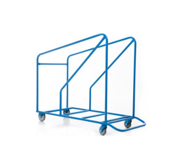 Dutro Steel Mattress Cart without Divider (800 LBS Cap) [2040-W/O]