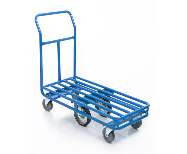 STOCKING CART - 1200LBS CAPACITY - DUTRO - SM58B - ORDER FULLFILMENT CART