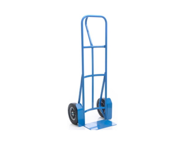 Dutro RET-51N Single Loop Handle Steel Retail Handtruck (500 LBS Cap)