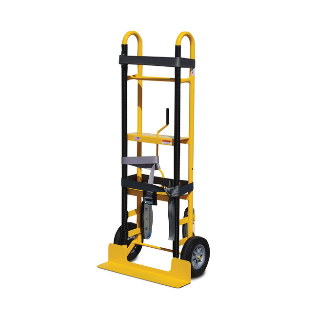 "SNAP LOC 4-Wheel Appliance Cart with 10"" Airless Wheels (400 LBS Cap)"