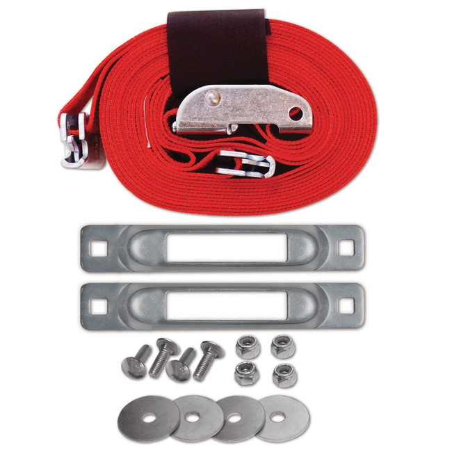 "SNAPLOCS CART STRAP ANCHOR KIT WITH 2""x16' CAM for Platform Trucks"