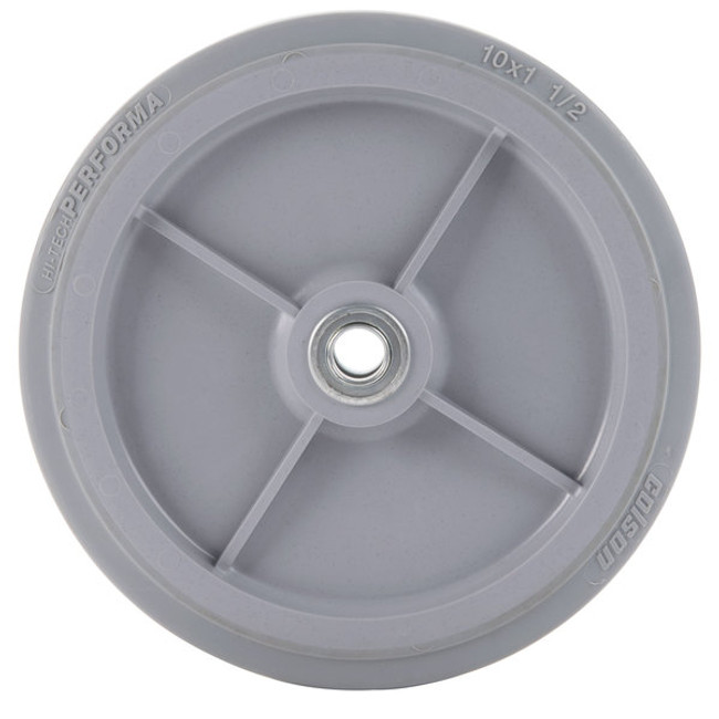 "10"" WHEEL  FOR FOODSERVICE DOLLY"