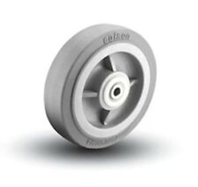 "6"" X 1.5"" GREY PERFORMA RUBBER WHEEL - 4.00006.445"