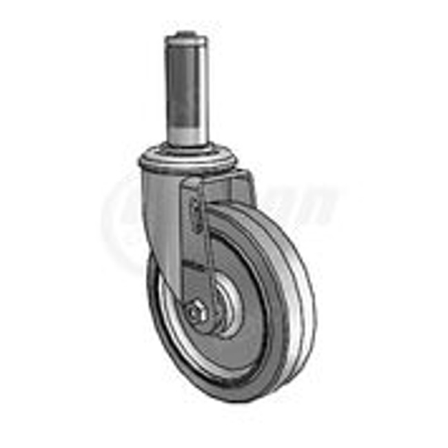 """Colson 2 Series Expanding Adapter Caster 5"""" Inside Dia. 1-3/8"""" to 1-7/16"""" - 2.05267.445 MTG45"""