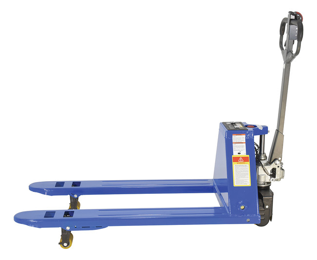 AUTOMATIC ELECTRIC PALLET TRUCK - EPT-2748-30 - VESTIL MFG