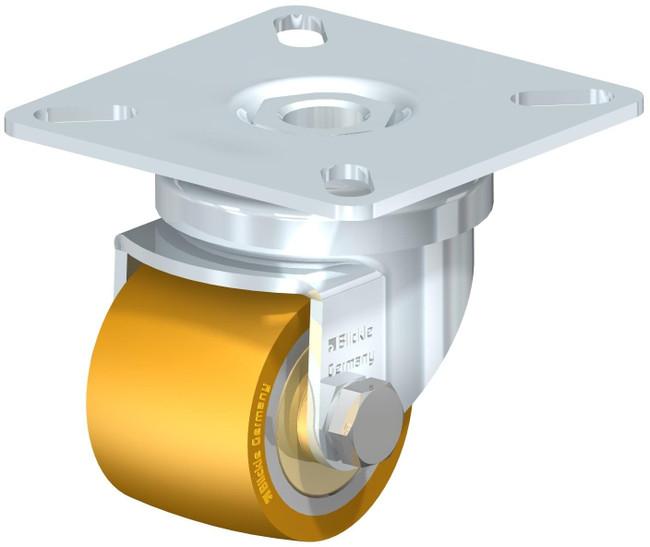 """Blickle Low Profile Swivel Caster 1-3/8"""" [LPA-VSTH 35K]"""