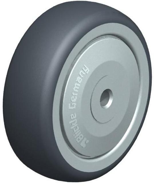 """Blickle Rubber Wheel 3"""" [TPA 75K/6K-FK]"""