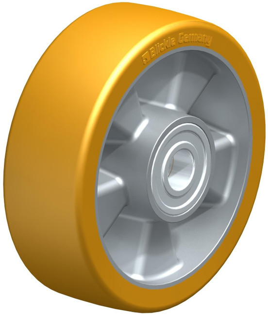 "6"" BLICKLE EXTRATHANE POLYURETHANE WHEEL - MADE IN GERMANY - ALTH 150/20K"
