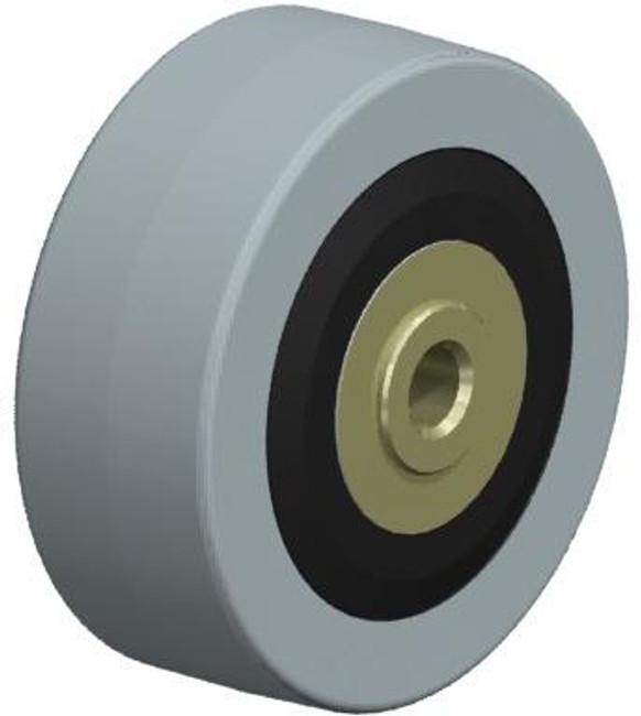 """Blickle Rubber Wheel 2"""" [VPA 50/6K]"""
