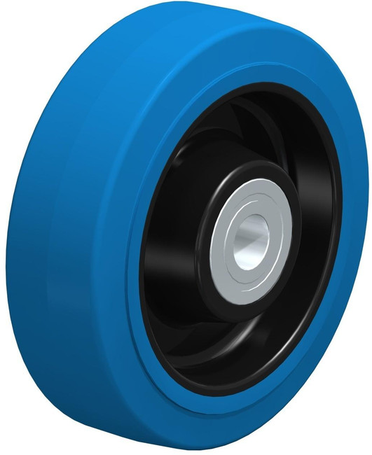 "Blickle Easy Roll Wheel 6"" [POEV 160/20K-SB]"