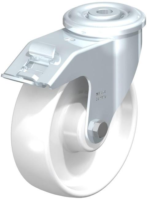"""Blickle Locking Swivel Caster 5"""" [LER-PO 125R-FI]"""