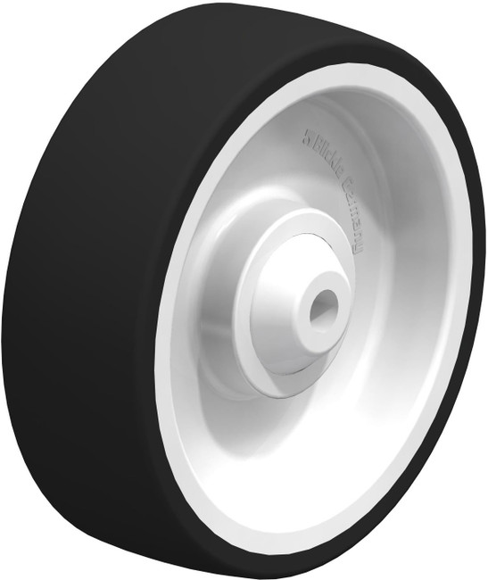 "5"" BLICKLE POLYURETHANE WHEEL - MADE IN GERMANY - POTH 125/10K"
