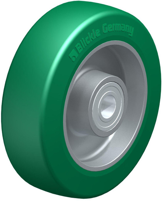 "5"" BLICKLE POLYURETHANE WHEEL - MADE IN GERMANY - ALST 125/15K"