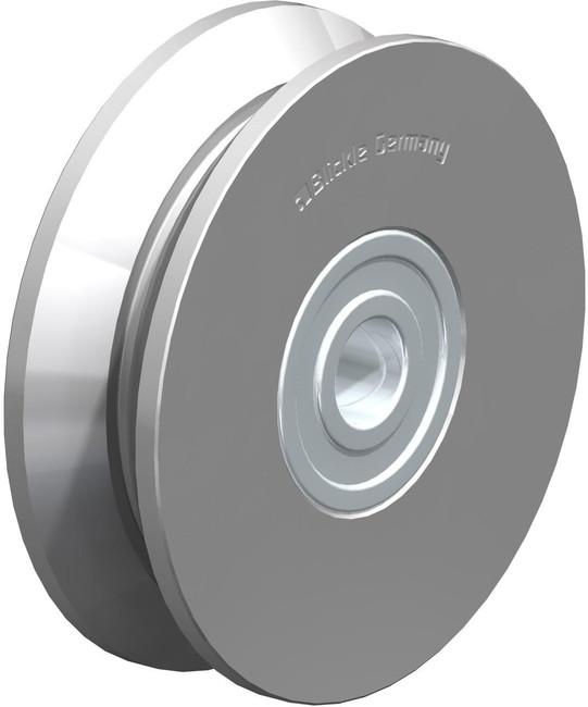 """Blickle V Groove Wheel 3"""" [DSPK 75K]"""