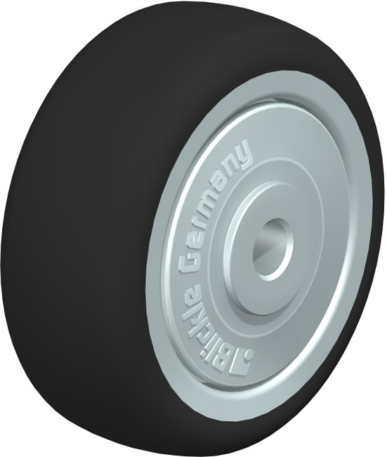 "2"" BLICKLE POLYURETHANE WHEEL - MADE IN GERMANY - PATH 50/6K-FK"