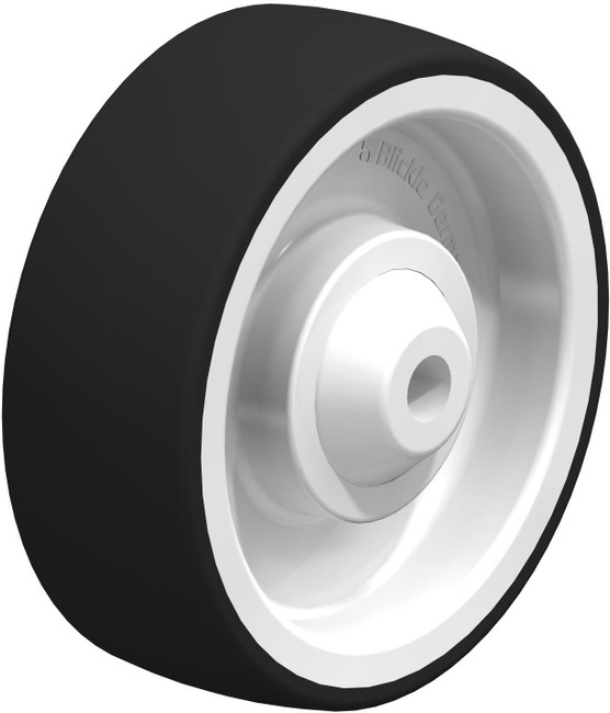 "4"" BLICKLE POLYURETHANE WHEEL - MADE IN GERMANY - POTH 100/10K"