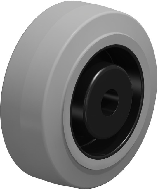 "3"" BLICKLE EASY ROLL WHEEL - POEV 80/12XR-SG"