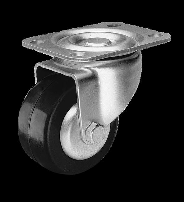 """Colson Lo-Pro Swivel Caster 2.5"""" (175  LBS Cap) - 2.02689.54"""