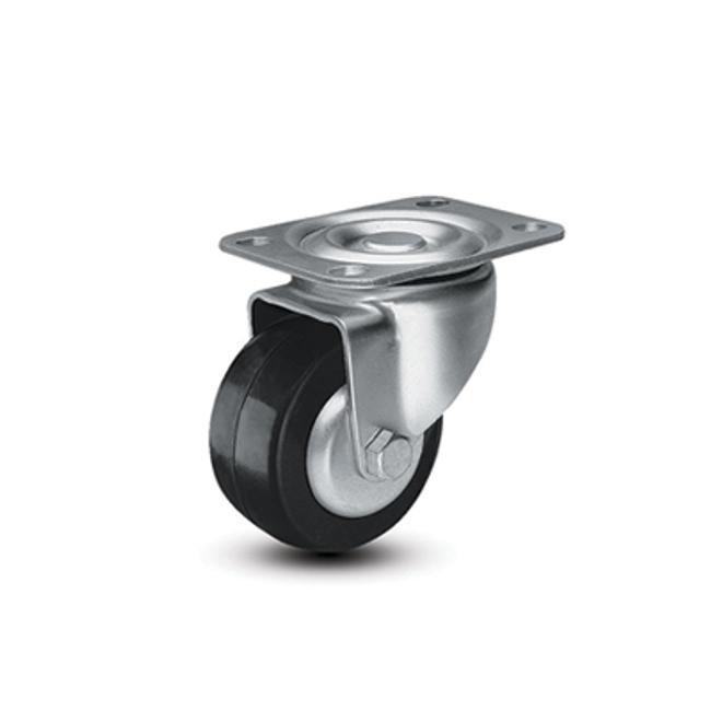 """Colson Lo-Pro  Swivel Caster 3"""" (210  LBS Cap) - 2.03689.54"""