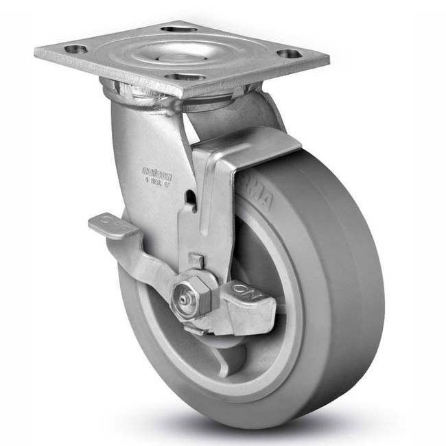 "Colson Performa Top Lock Swivel Caster 4"" x 2"" (400 LBS Cap)"