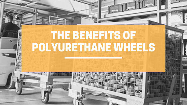 The Benefits of Polyurethane Wheels | LINCO Casters & Industrial Supply