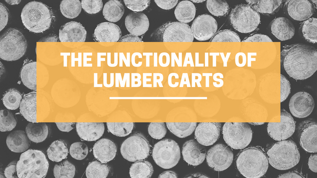 The Usage and Functionality of Lumber Carts | LINCO Casters & Industrial Supply