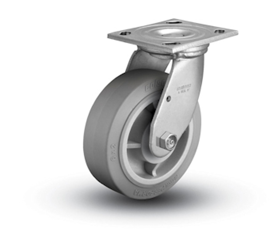"Colson Performa Heavy Duty Swivel Caster 6"" x 2"" (600 LBS Cap) 4.06169.479"