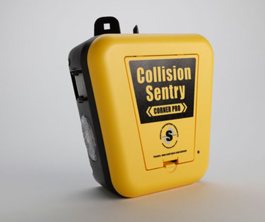 Forklift Warning Sensor -  Collision Sentry -  CLN-200 -Blind Spot Warning Sensor