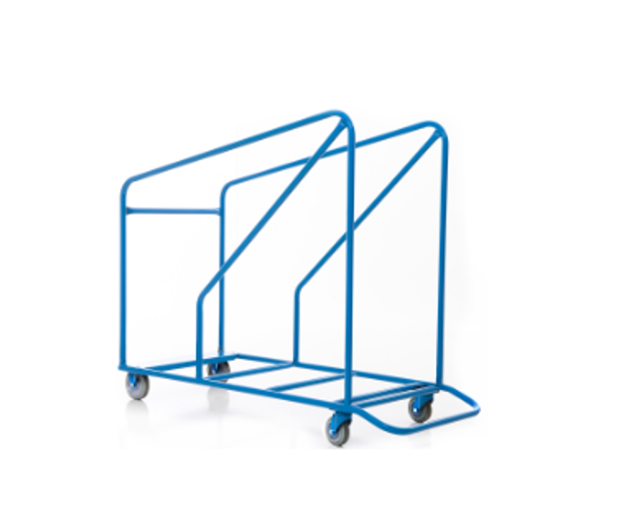 STEEL MATTRESS CART WITHOUT DIVIDER - DUTRO - 2040-W/O - 800LBS CAPACITY