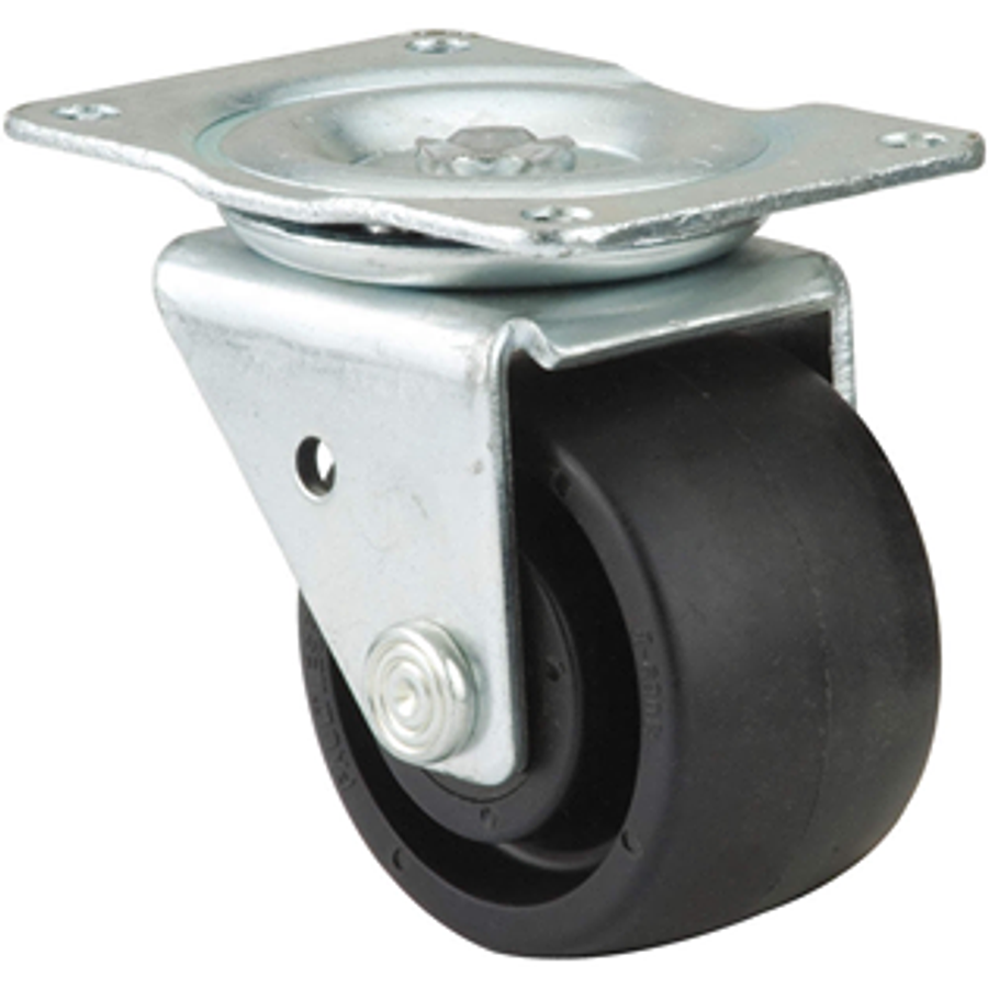 Linco Heavy Duty Business Machine Caster for Electronic Enclosure (1000 LBS Cap)