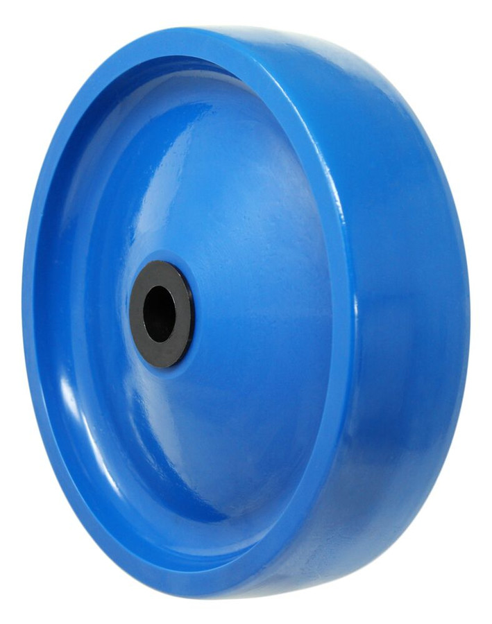 """LINCO Solid Polyurethane Wheel with 3/4"""" Delrin Bearings 8"""" x 2"""""""