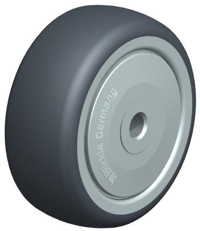 """Blickle Rubber Wheel 3"""" [TPA 80/8K-FK]"""
