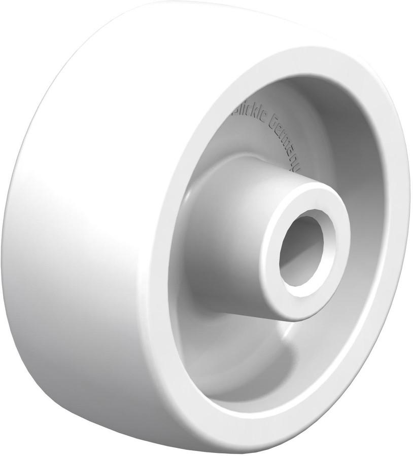 """Blickle Nylon Wheel 3"""" [PO 75/12-45G]"""