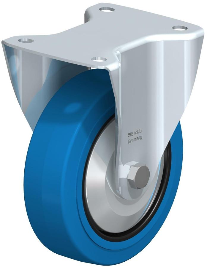 "Blickle Blue Rigid Caster 6"" [B-POEV 160R-SB-FA]"