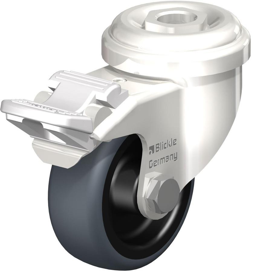 "Blickle Swivel Caster 2"" with Hollow Rivet [LRXA-ALBS 50G-FI]"