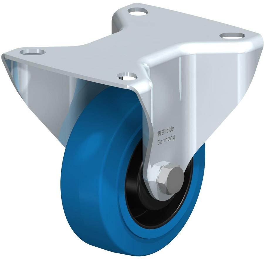 "Blickle Blue Rigid Caster 3"" [B-POEV 80R-SB]"