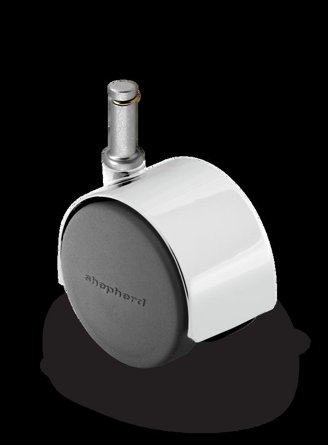 Shepherd Pacer Twinwheel Caster 60mm (100 LBS Cap) [PPA60223BC-U]