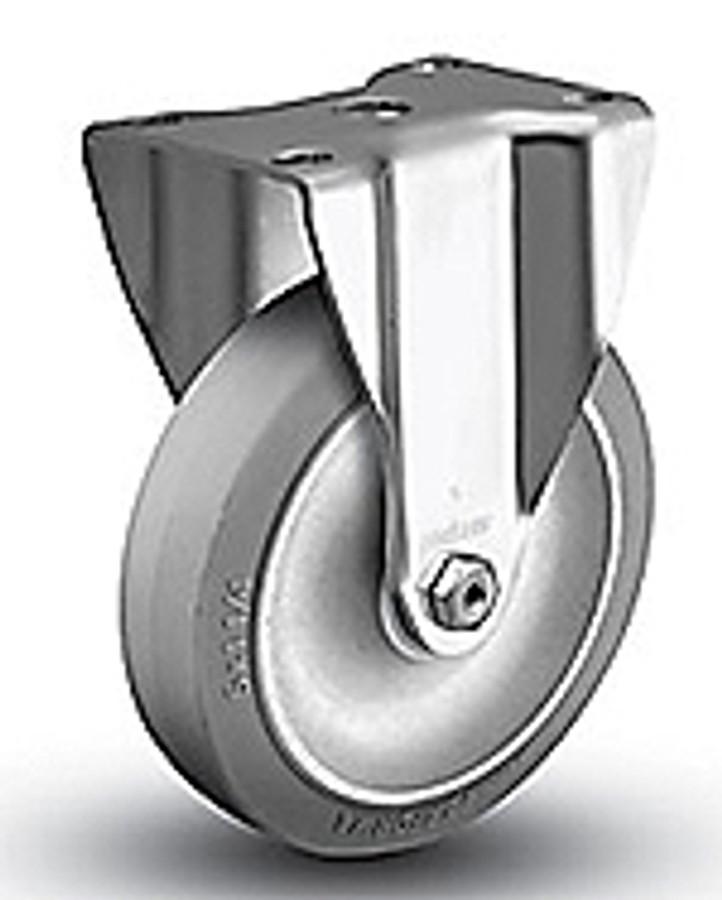 5'' Ecoforma Rigid Caster ( 325 LBS. Cap)