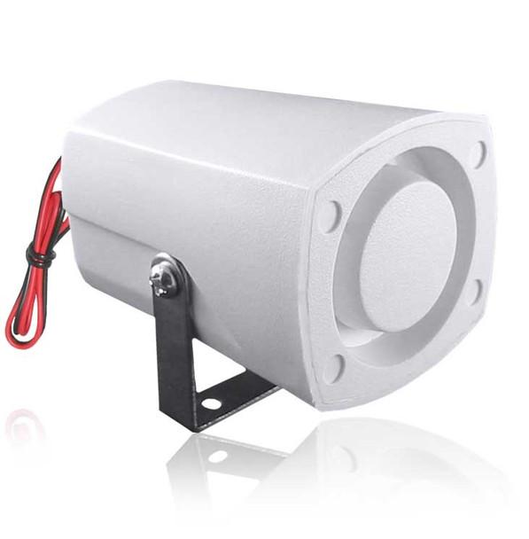 Mini Piezo Siren for Driveway Alarms