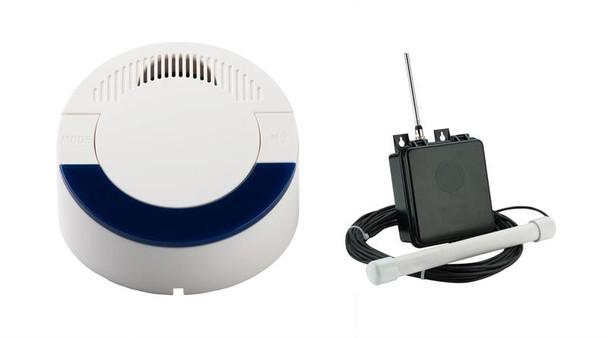 Dakota Alert 4000 Magnetic Vehicle Probe Wireless Driveway Alarm System