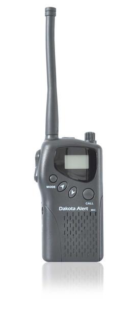 Dakota MURS Handheld Transceiver - M538-HT