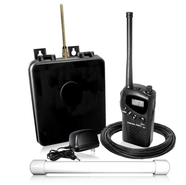 Dakota MURS Probe Sensor and Handheld Receiver Kit - MAPS HT Kit