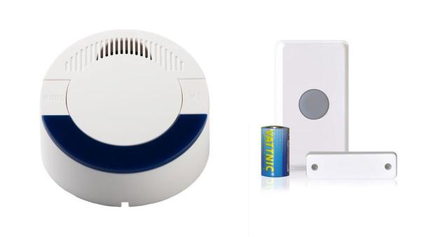 Dakota Alert 4000 Long Range Wireless Doorbell and Universal Button Alert