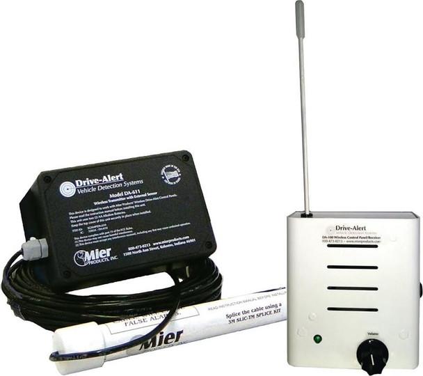 Mier Wireless Driveway Alarm - DA-100