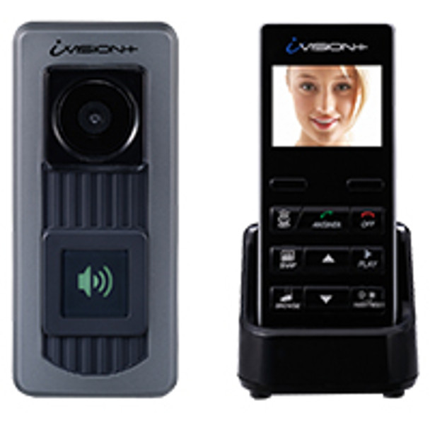 Optex iVISION+ Wireless 2-Way Video Intercom - iVision Plus