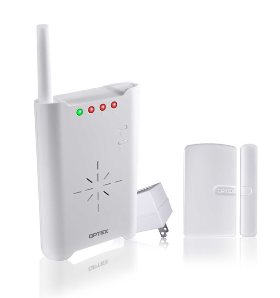 Optex Wireless Door Switch with Chime - RCTC-10U