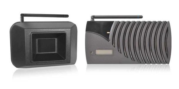 Rodann Motion Sensing Wireless Driveway Alarm System - TXRX2000A