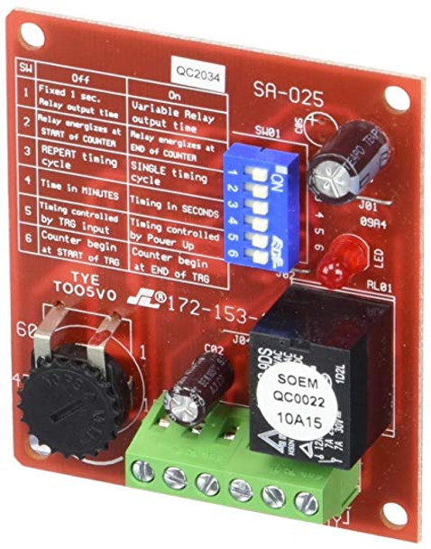 Seco-Larm Accessory Timer - SA-025Q