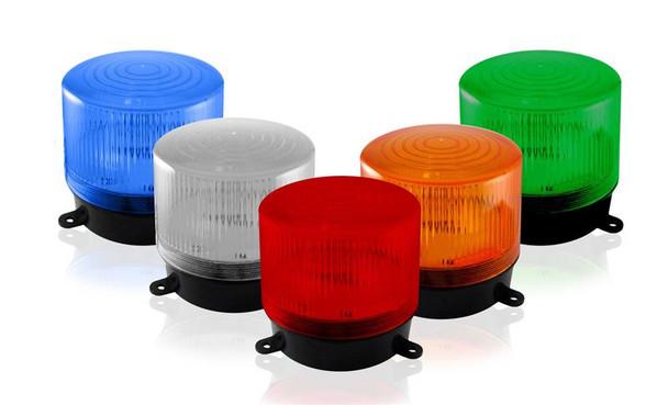 Seco-Larm Xenon Tube Green Strobe Light 6-12VDC - SL-126Q/G
